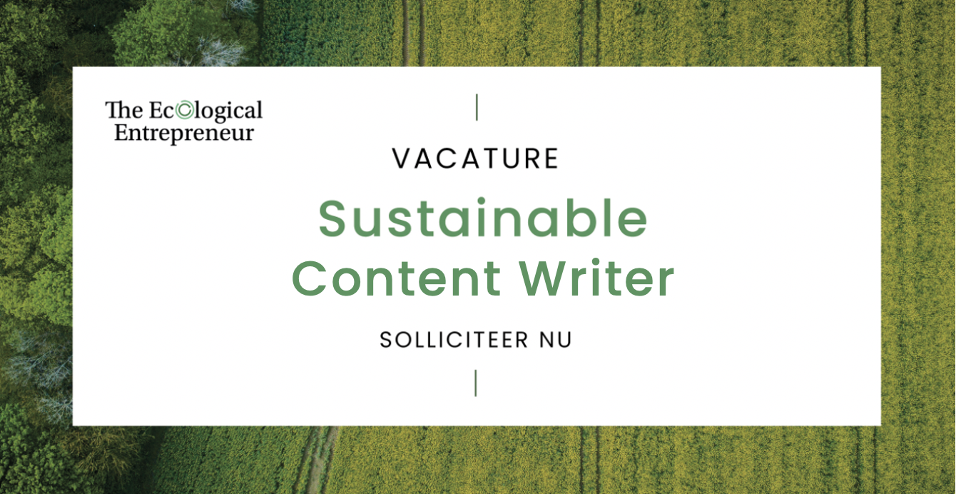 Sustainable Content Writer